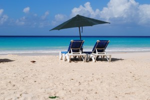Caribbean Beach - Calendarize Your Priorities